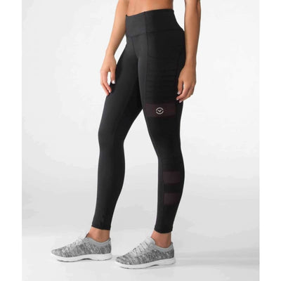 Virus Action Sport Performance | Women´s Eco40 Black - Xs