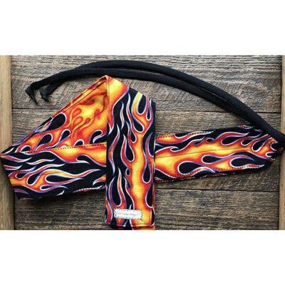 Wrist Wraps - 615 - Bigflames