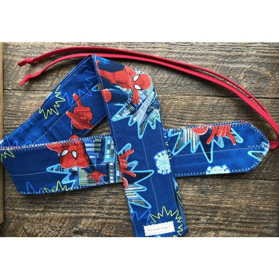 Wrist Wraps - 615 - Spiderman
