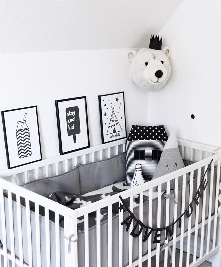 THE PANDA BEAR EDIT: Essential things to buy your baby before they arrive: Part 2