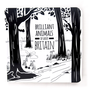 Brilliant Animals of Great Britain