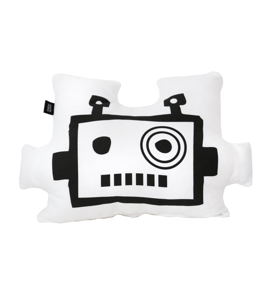 Robot cushion mask