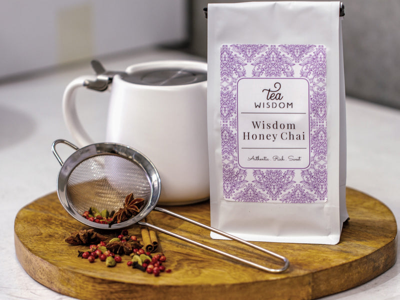 Wisdom Honey Chai Kit