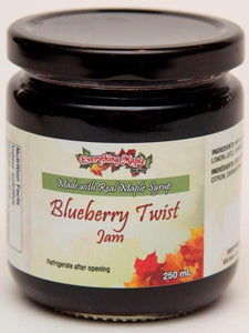 Blueberry Twist Jam