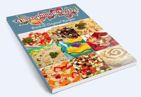 Book of Our Original Recipes - Hard Copy
