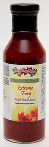 Extreme Fury Maple BBQ Sauce