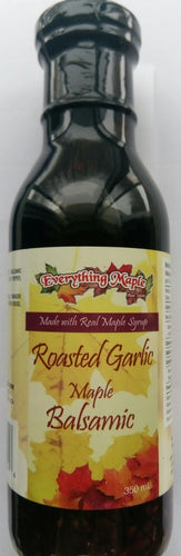 Maple Roasted Garlic Balsamic