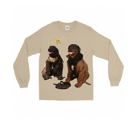 Unisex Custom Dog Sweatshirts and Hoodies