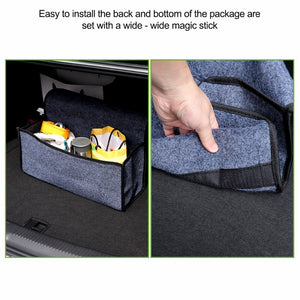 Car Boot Storage Organiser