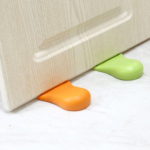 Multi-colour Infants Safety Door Stopper