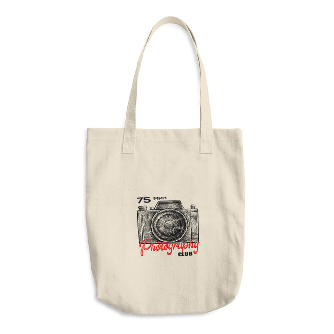75 mph Photography Club Tote Bag