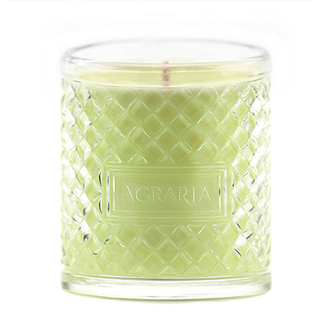Agraria Scented Crystal Candle Lemon Verbena