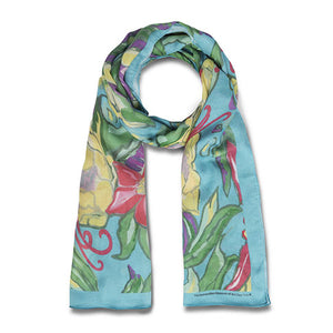 Metropolitan Museum of Art French Blossoms Scarf