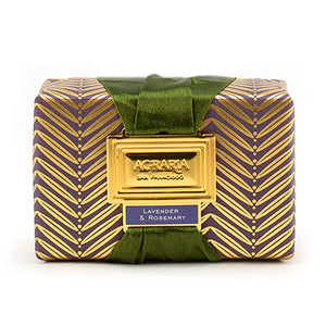Agraria Luxury Bath Soap Lavender and Rosemary
