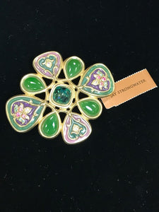 Jay Strongwater Brooch