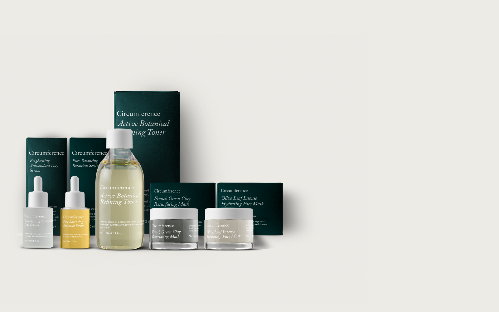 First Contact Complete Skincare set