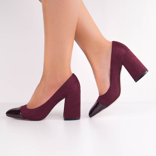 IVY - Block Court Heels