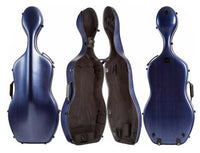Fiberglass Cello Case with Wheels