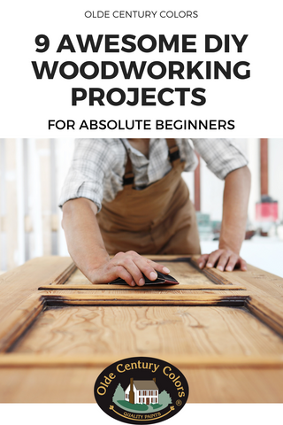 diy woodworking projects to try