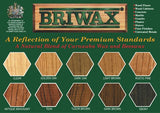 Briwax Color Selector