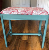 Olde Century Historic Colors Plymouth Blue Bench
