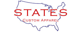 states custom apparel