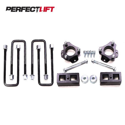 "2.75-3"" Front and 1"" Rear Lift Kit FOTON TUNLAND 4WD"
