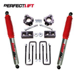"3"" Front and 2"" Rear Lift Kit Toyota Hilux 4wd 2005-2015 LIFT KIT Pro Shock"