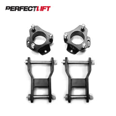"2.5"" Front and 2"" Rear LIFT KIT Isuzu Dmax 2012 Onwards"