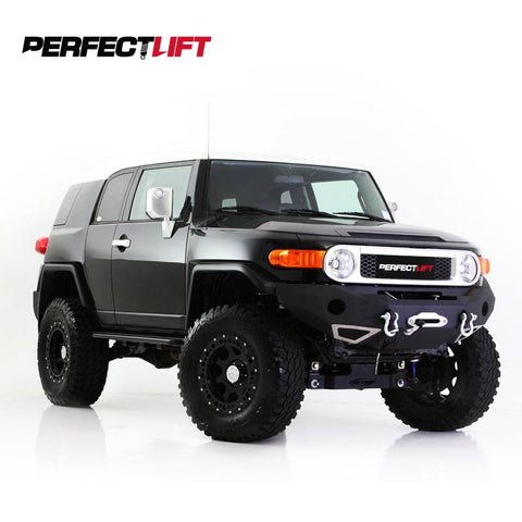 Trakryder PLL 1000 Front Shocks to suit Toyota FJ Cruiser 4wd 2010-2014 (Pair)