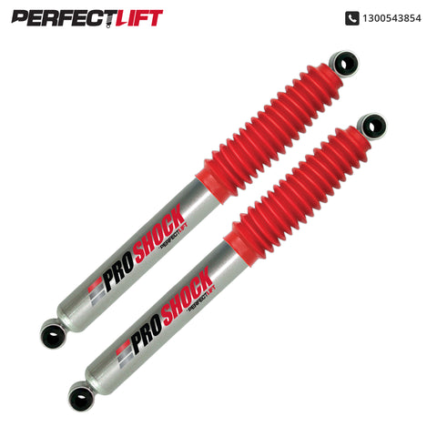 Pro Shock Rear Shocks to suit Toyota Hilux 2wd 2016 Onwards (Pair)