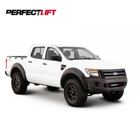 "2.5"" Front and 1"" Rear LIFT KIT FORD RANGER PX Rancho Shocks RS5000X 2011 Onwards"