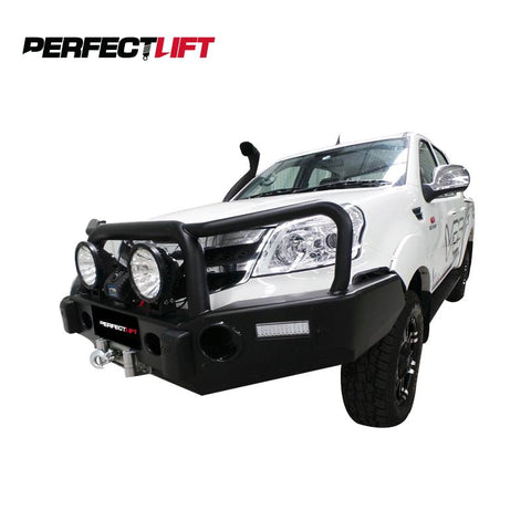 Foton Tunland 4X4 Single-Dual Cab LIFT KIT with Adjustable Rancho Shock RS9000XL - PLK 2021ER9