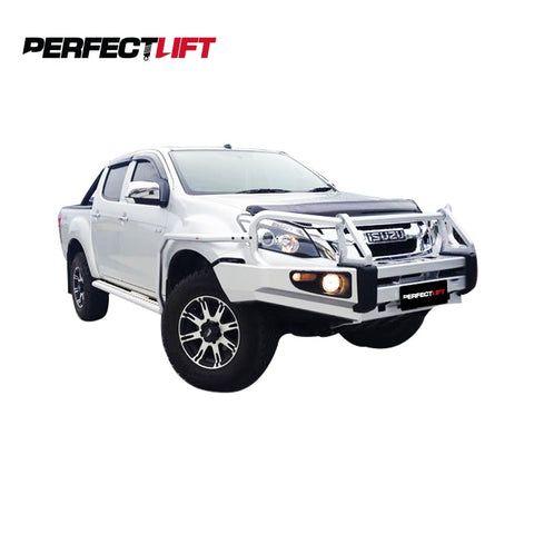 "2.5"" Front and 1"" Rear LIFT KIT Isuzu Dmax 2012 Onwards"