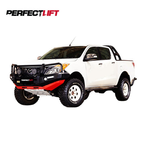 "2.5"" Front and 1"" Rear Lift Kit Mazda BT50 2011 Pro Shock"