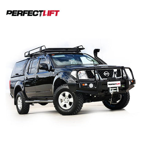 "2.5"" Front and 1"" Rear Lift Kit Nissan Navara D40 Adjustable Rancho Shocks"