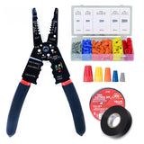Electrical Bundle - Wire Cutter, Wire Caps, Electrical Tape