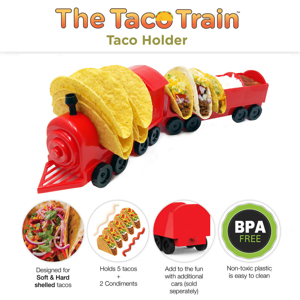 The Taco Train Taco Holder