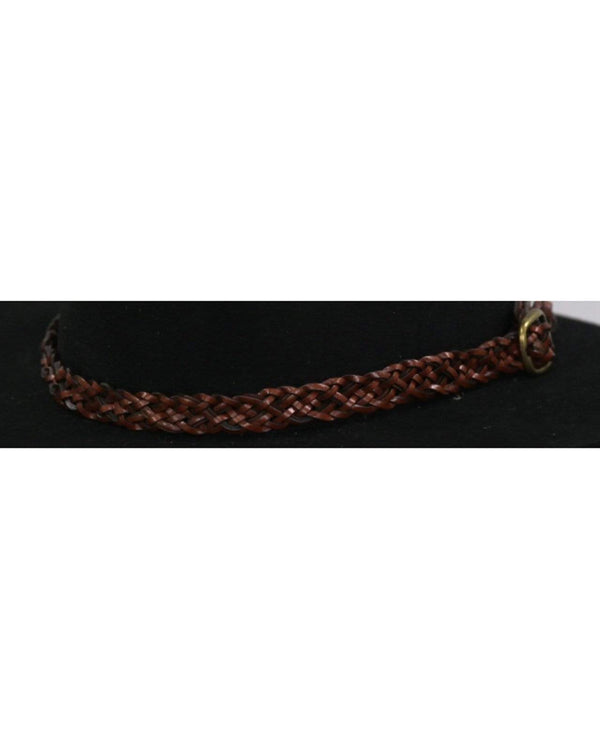 Outback Trading Company Hat Band - B9699 Brown / ONE B9699-BRN-ONE 789043350883