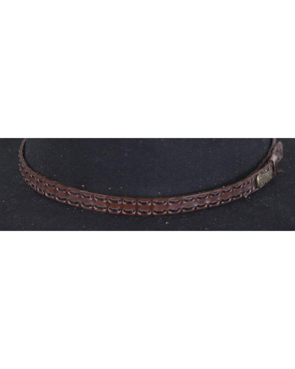 Outback Trading Company Hat Band - OT656 Brown / ONE OT656-BRN-ONE 789043351231