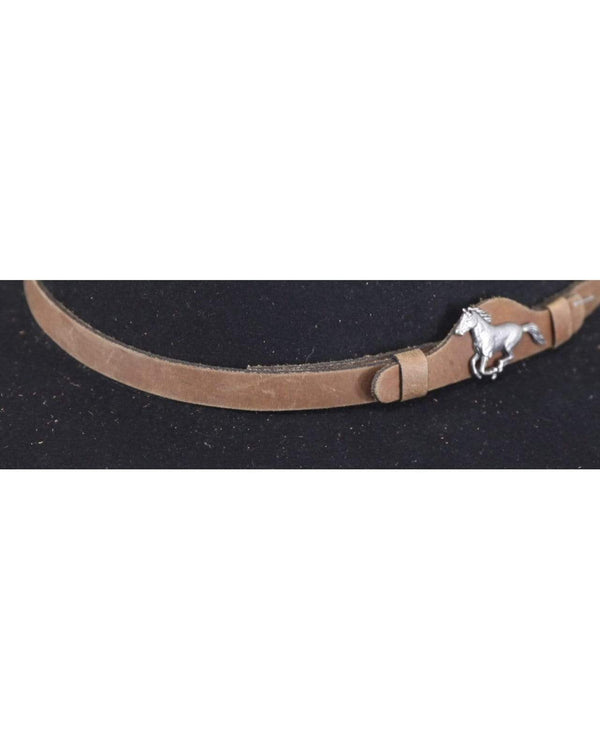 Outback Trading Company Hat Band - WK243 Brown / ONE WK243-BRN-ONE 789043351835