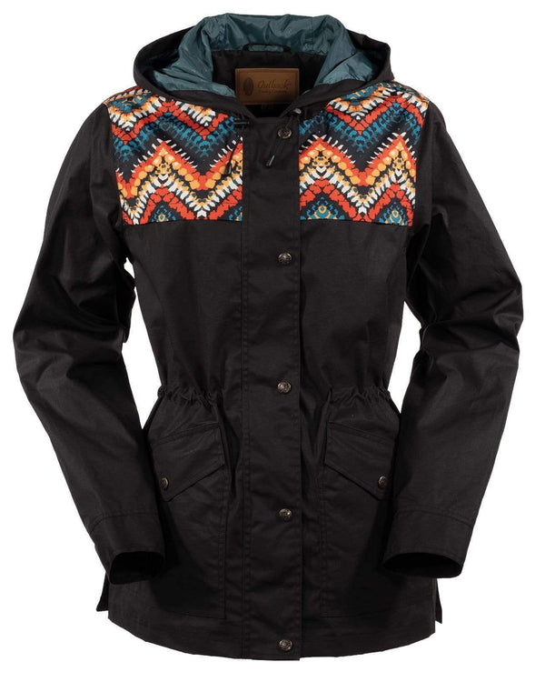 Outback Trading Company Women's Renne Jacket Black / S 30327-BLK-SM 789043379068 Coats & Jackets