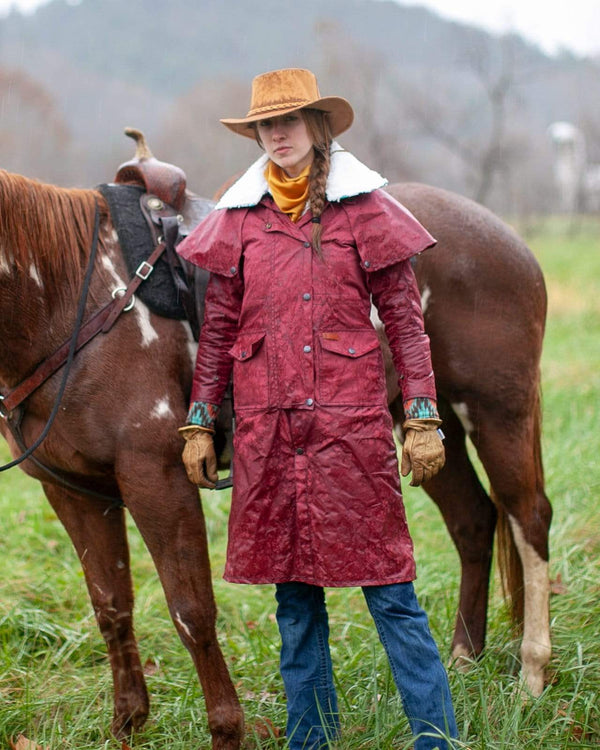 Outback Trading Company Ladies Matilda Duster Coats & Jackets