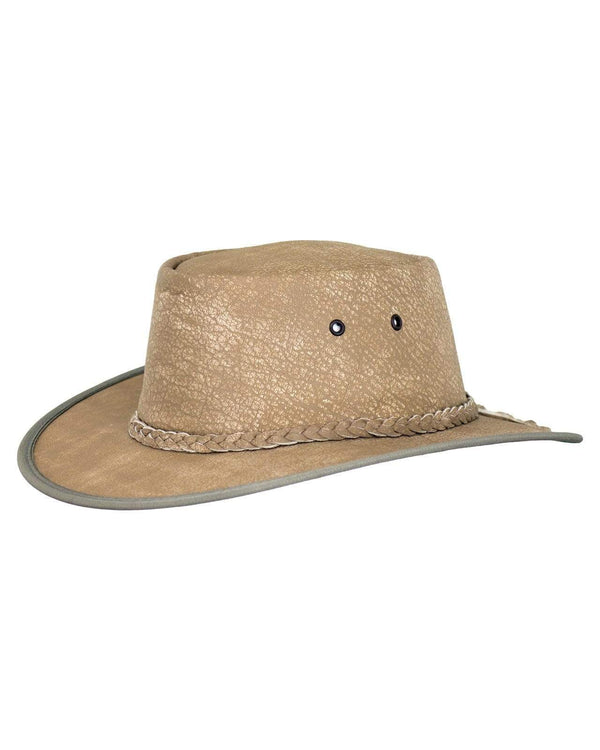 Outback Trading Company Dundee Beige / SM 13005-ABG-SM 789043356182 Hats