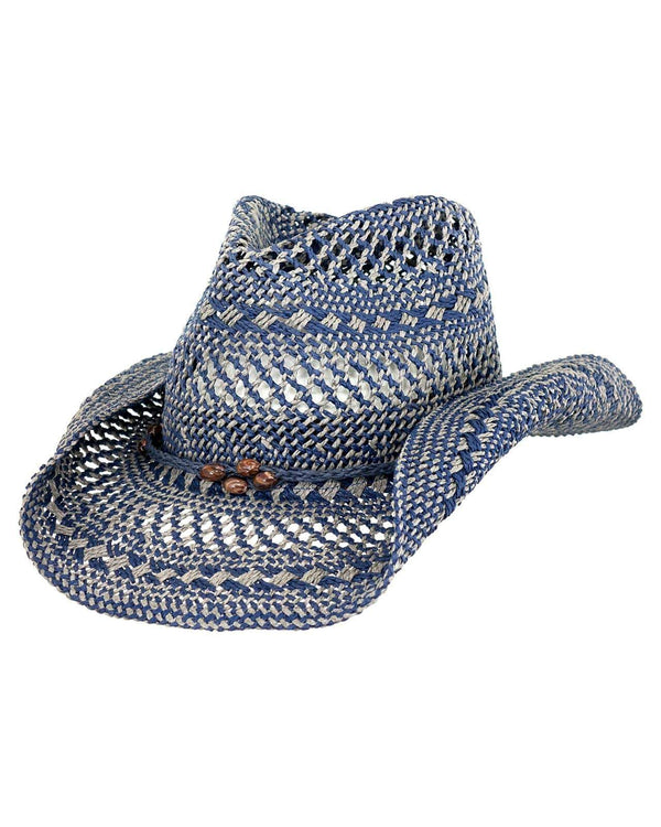 Outback Trading Company Mackay Blue / S/M 15139-BLU-S/M 789043347180 Hats