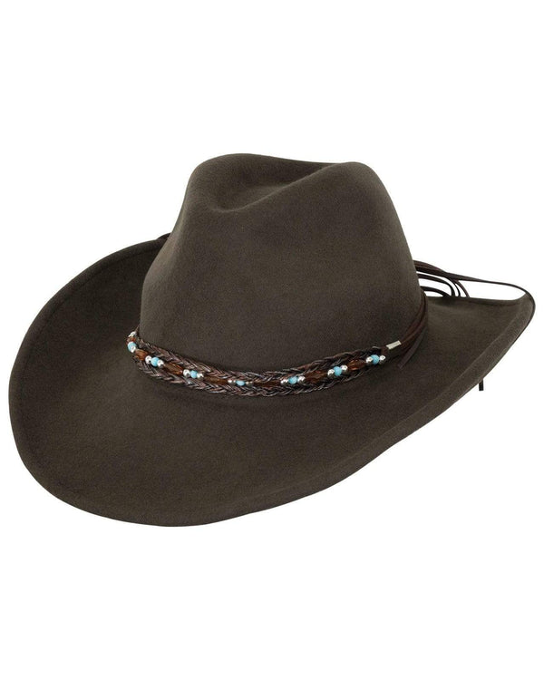 Outback Trading Company Aubrey Brown / S/M 1348-BRN-S/M 089043396899 Hats