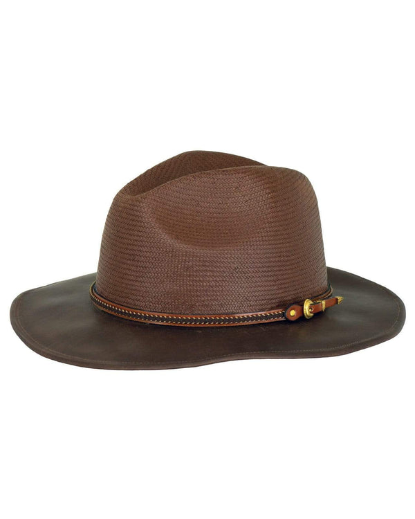 Outback Trading Company Perth Brown / S/M 15145-BRN-S/M 789043356632 Hats