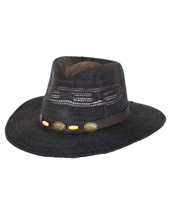 Outback Trading Company Night Shade Burnt Chocolate / S/M 15130-BTC-S/M 89043334679 Hats
