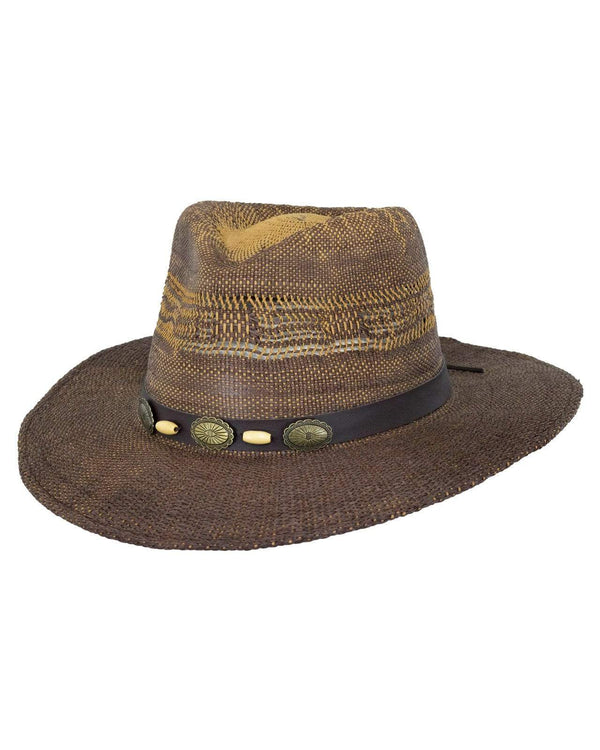 Outback Trading Company Night Shade Chocolate / S/M 15130-CHO-S/M 89043334693 Hats