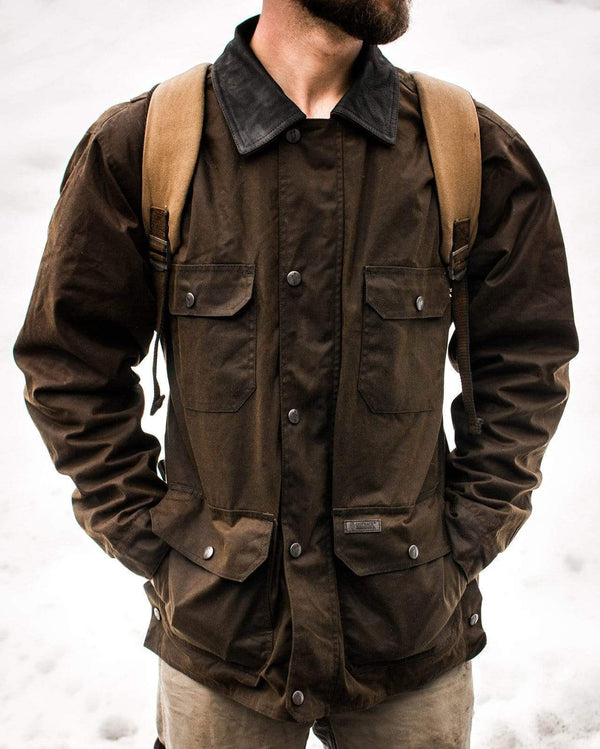 Men's Gidley Jacket   Jackets by Outback Trading Company    OutbackTrading.com